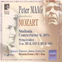 Wolfgang Amadeus Mozart (1756-1791): Symphonien Nr.25 & 29, CD