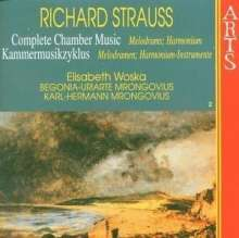 Richard Strauss (1864-1949): Kammermusik Vol.2, CD