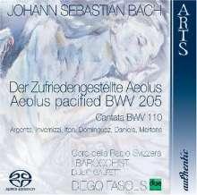 Johann Sebastian Bach (1685-1750): Kantaten BWV 110 & 205, Super Audio CD