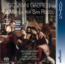 Giovanni Gabrieli (1557-1612): La Musica per San Rocco, Super Audio CD