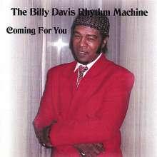 Billy Rhythm Machine Davis: Coming For You, CD