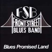 Front Street Blues Band: Blues Promised Land, CD