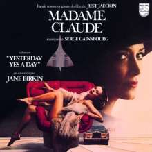 Serge Gainsbourg (1928-1991): Madame Claude - B.O.F. (180g), LP