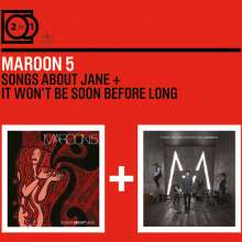 Maroon 5: Songs About Jane/It Won't Be.., 2 CDs