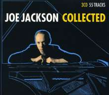 Joe Jackson (geb. 1954): Collected, 3 CDs