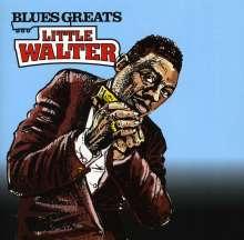 Little Walter (Marion Walter Jacobs): Blues Greats: Little Walter, CD