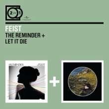 Feist: The Reminder / Let It Die, 2 CDs