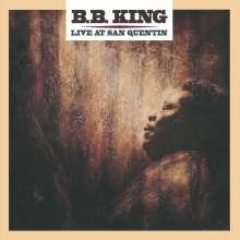 B.B. King: Live At San Quentin (180g), LP