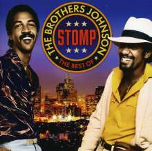The Brothers Johnson: Stomp: The Best Of The Brothers Johnson, 2 CDs