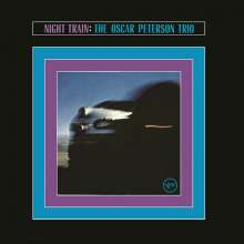 Oscar Peterson (1925-2007): Night Train (180g), LP