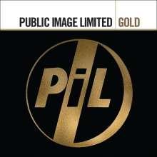 Public Image Limited (P.I.L.): Gold, 2 CDs