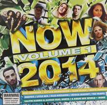 Now: Volume 1 2014, CD