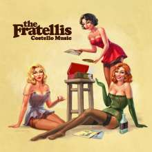 The Fratellis: Costello Music (180g), LP