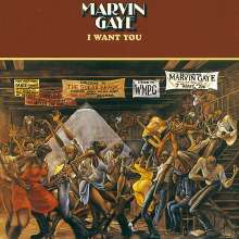 Marvin Gaye: I Want You (180g) (Limited Edition), LP