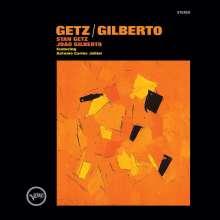 Stan Getz & João Gilberto: Getz / Gilberto (180g) (Limited Edition), LP