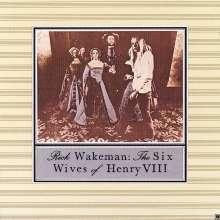 Rick Wakeman: The Six Wives Of Henry VIII, CD