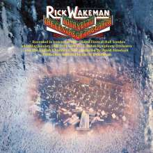 Rick Wakeman: Journey To The Centre Of The Earth: In Concert 1974 (Deluxe Edition), 1 CD und 1 DVD-Audio