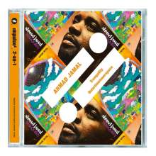 Ahmad Jamal (geb. 1930): Tranquility / Outertimeinnerspace, CD