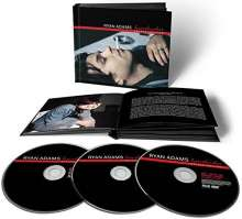 Ryan Adams: Heartbreaker (Remastered) (Deluxe Edition), 2 CDs und 1 DVD