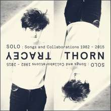 Tracey Thorn: Solo: Songs And Collaborations 1982 - 2015, 2 CDs