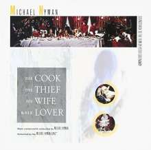 Filmmusik: The Cook The Thief His Wife & Her Lover (Limited Numbered Edition), Super Audio CD