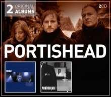 Portishead: Dummy / Portishead, 2 CDs