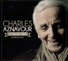 Charles Aznavour (1924-2018): Collected, 3 CDs
