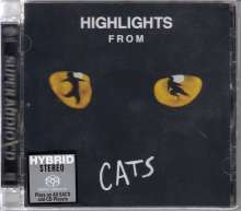 Andrew Lloyd Webber (geb. 1948): Musical: Highlights From Cats (Limited Numbered Edition) (Hybrid-SACD), Super Audio CD