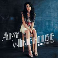 Amy Winehouse: Back To Black (180g) (Limited Deluxe Edition) (HalfSpeed Mastering), 2 LPs