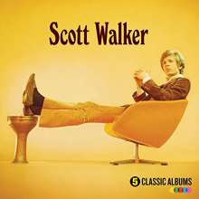Scott Walker: 5 Classic Albums, 5 CDs
