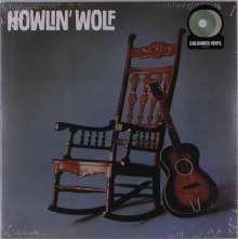 Howlin' Wolf: Howlin' Wolf (Translucent Light Green Vinyl), LP