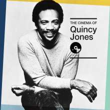 Quincy Jones (geb. 1933): Filmmusik: The Cinema Of Quincy Jones, 4 CDs