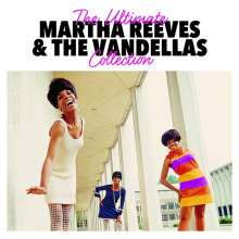 Martha Reeves: The Ultimate Collection, 2 CDs