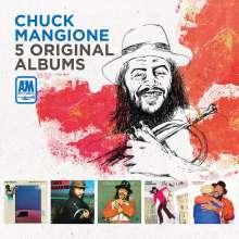 Chuck Mangione (geb. 1940): 5 Original Albums, 5 CDs