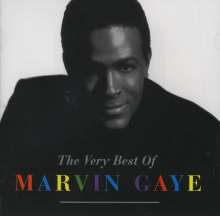 Marvin Gaye: The Very Best Of Marvin Gaye (Limited-Numbered-Edition) (Hybrid-SACD), Super Audio CD