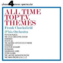 Frank Chacksfield: Filmmusik: All Time Top T.V. Themes, CD