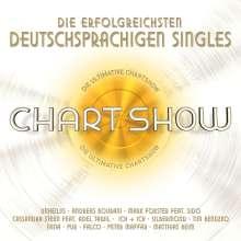 Die ultimative Chartshow - Die erfolgreichsten deutschen Singles, 3 CDs