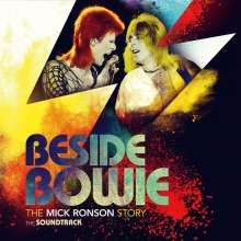 Filmmusik: Beside Bowie: The Mick Ronson Story (180g) (Limited-Edition), 2 LPs