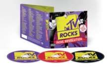 MTV Rocks: Indie Revolution, 3 CDs