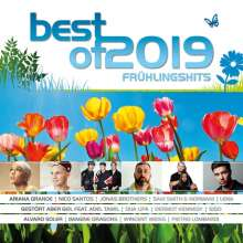 Best Of 2019 - Frühlingshits, 2 CDs