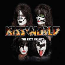Kiss: Kissworld - The Best Of Kiss (180g), 2 LPs