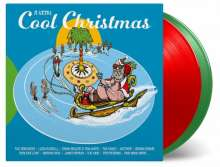 A Very Cool Christmas (180g) (Limited Numbered Edition) (Clear Red & Clear Green Vinyl), 2 LPs