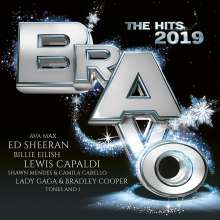 Bravo The Hits 2019, 2 CDs