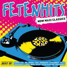 Fetenhits NDW Maxi Classics - Best Of, 3 CDs