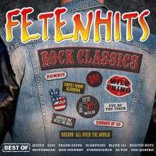 Fetenhits Rock Classics: Best Of, 3 CDs
