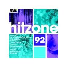 Hitzone 92, CD