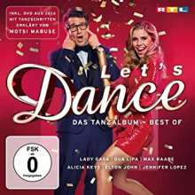 Let's Dance - Das Tanzalbum (Best Of), 3 CDs und 1 DVD