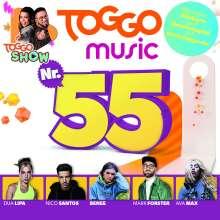 Toggo Music 55, CD