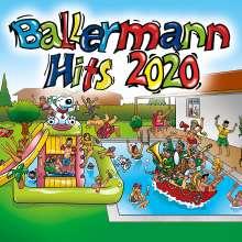 Ballermann Hits 2020 (Zuhause Edition), 2 CDs