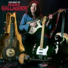 Rory Gallagher: The Best Of Rory Gallagher (180g), 2 LPs